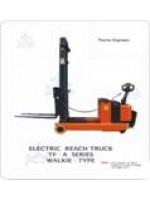 HYDRAULIC REACH TRUCK